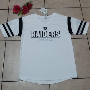 Victoria's Secret (NFL) Sports  blouse in white
